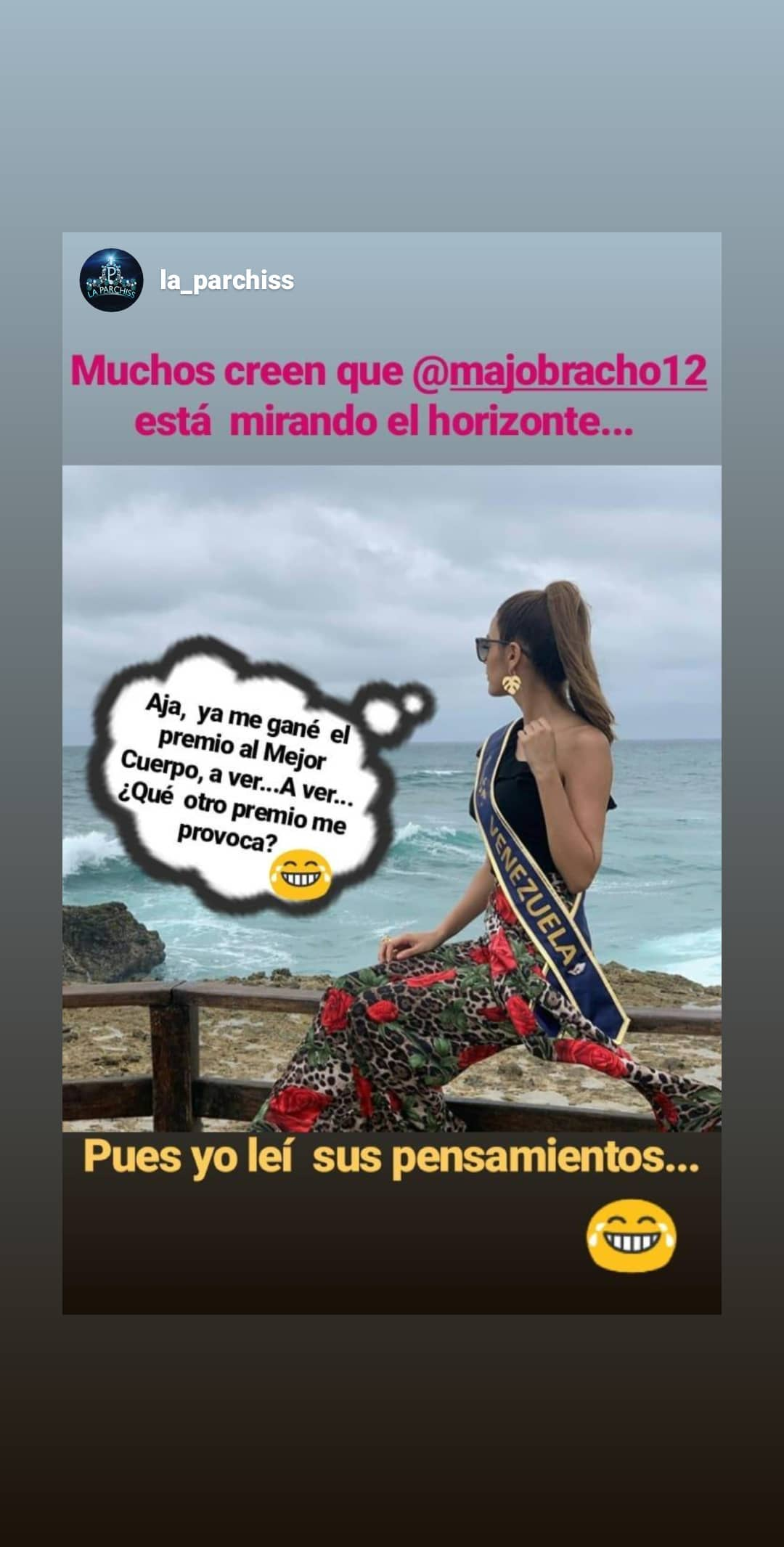 maria jose bracho, miss venezuela continentes unidos 2019. - Página 4 70617110