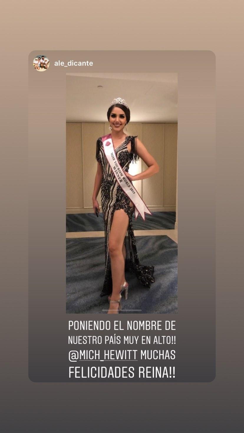 mich hewitt, miss tourism world 2019. - Página 4 70638310