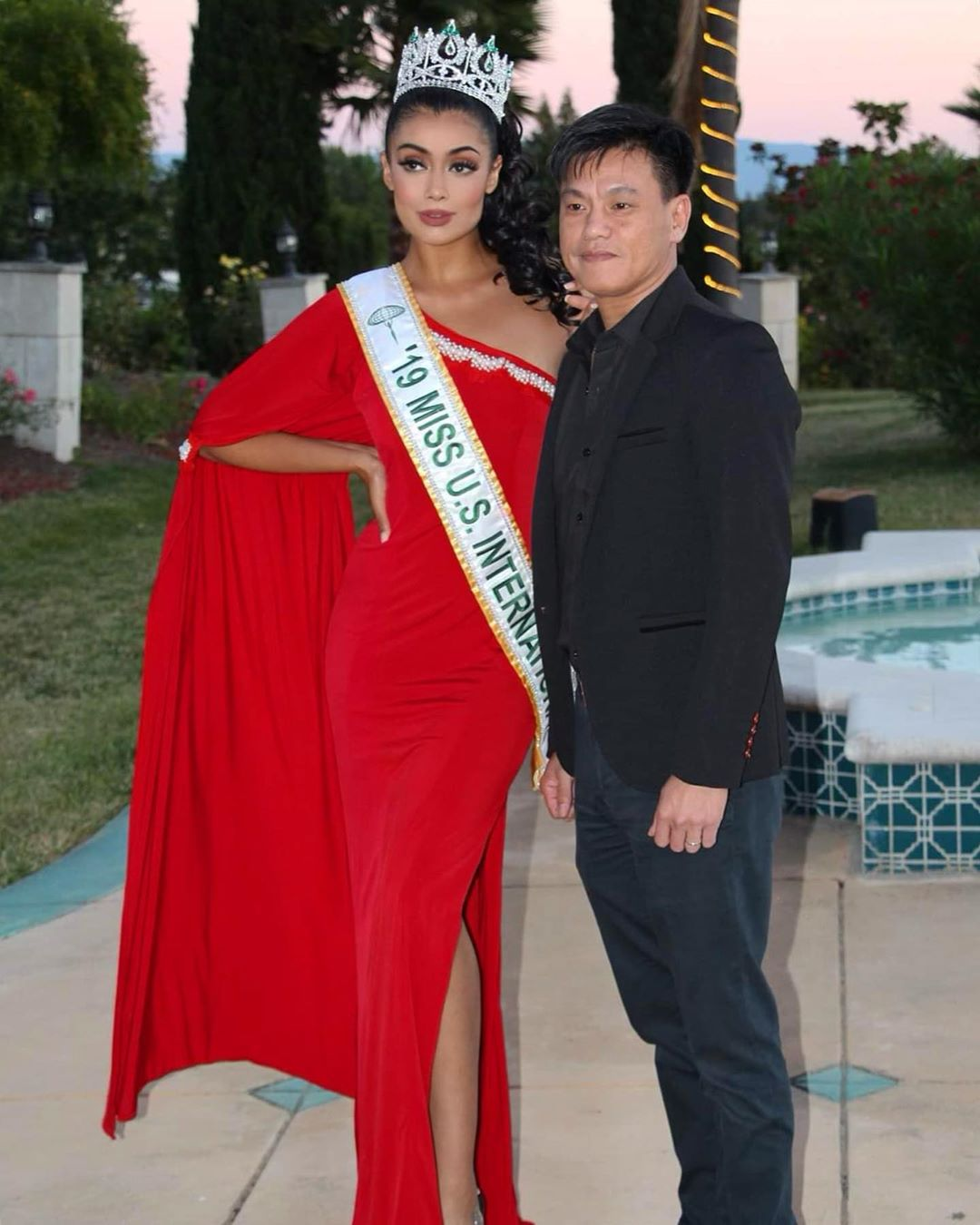 ghazal gill, miss international usa 2019. 70647410