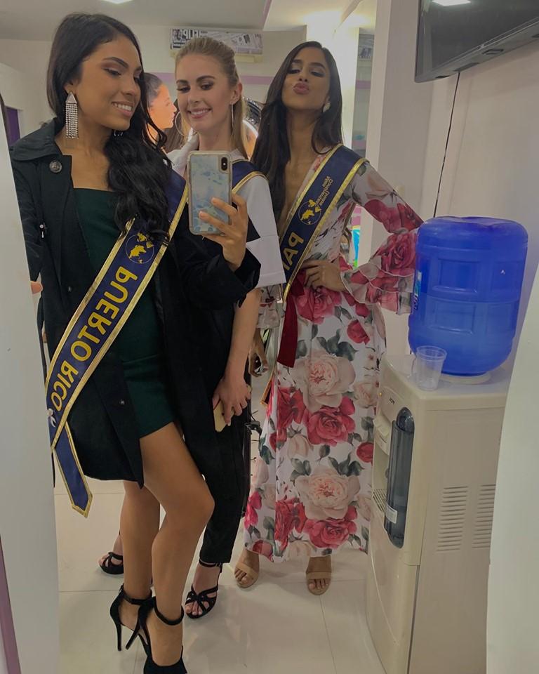 mary ann santana martinez, miss puerto rico continentes unidos 2019. - Página 3 70647610