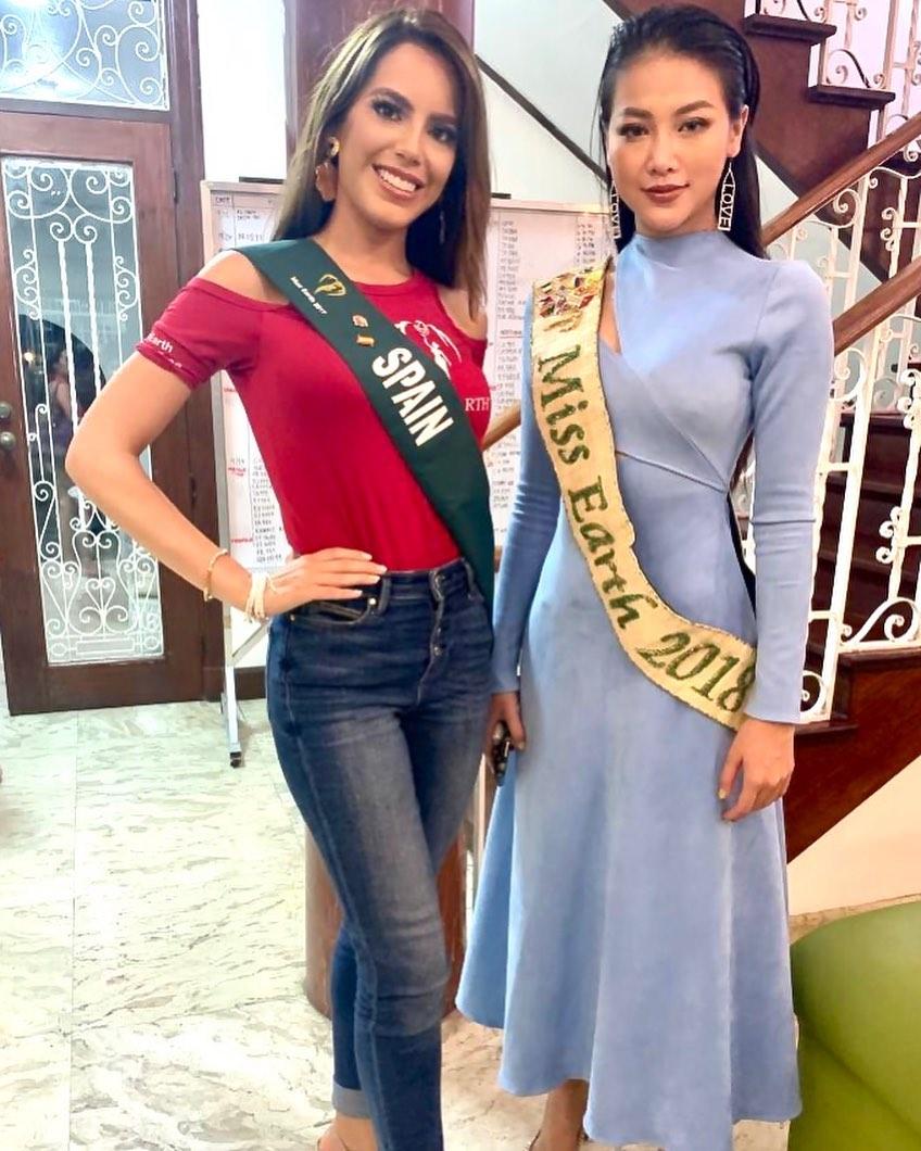 sonia hernandez, top 20 de miss earth 2019. - Página 5 70654710