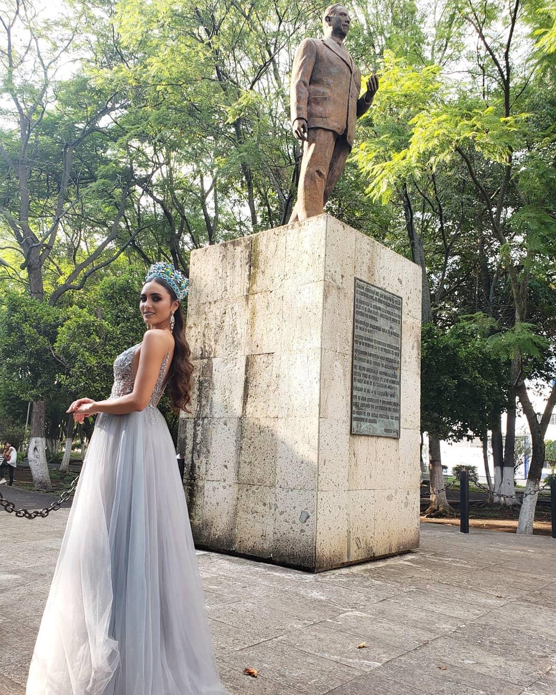 karolina vidales, candidata a miss mexico 2020, representando michoacan. - Página 6 70698911