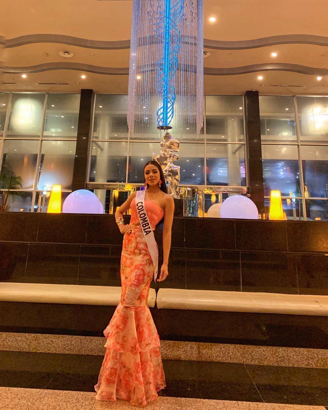gina aguirre, virreyna de miss latinoamerica 2019. - Página 4 70705210