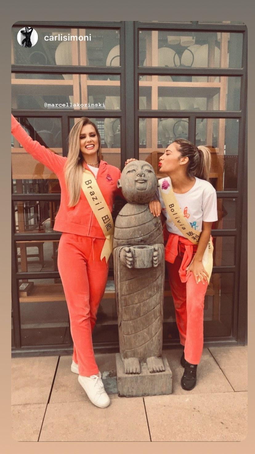 marcella kozinski de barros, 3rd runner-up de miss tourism world 2019. - Página 5 70708010