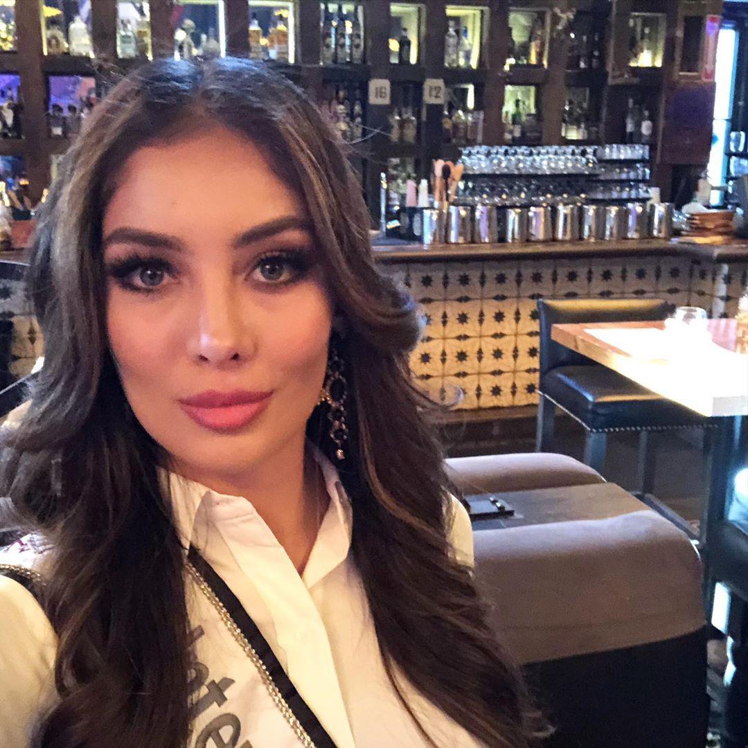 yuridia duran, miss mexico internacional 2020. 70725510