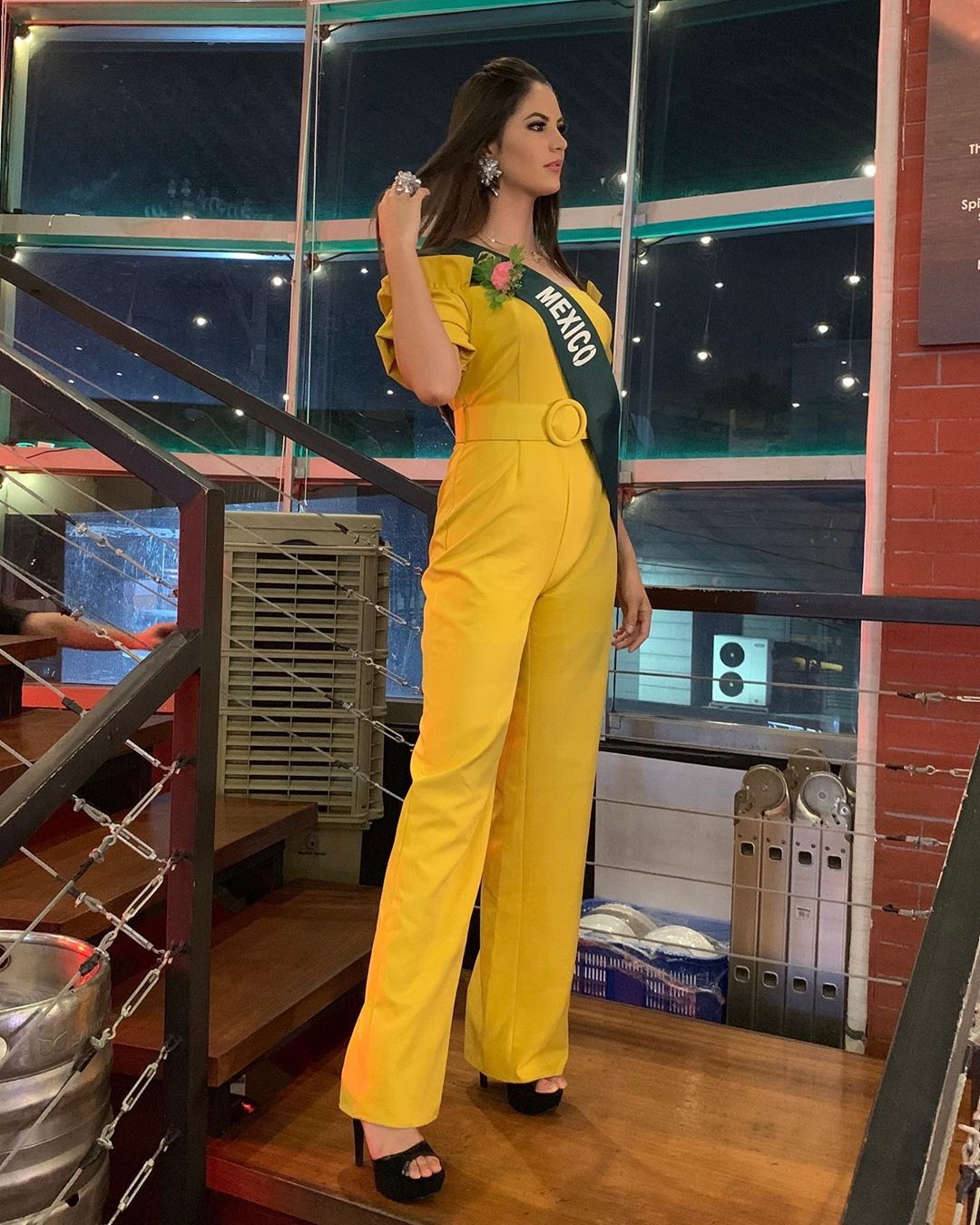hilary islas, miss earth mexico 2019. - Página 14 70732011