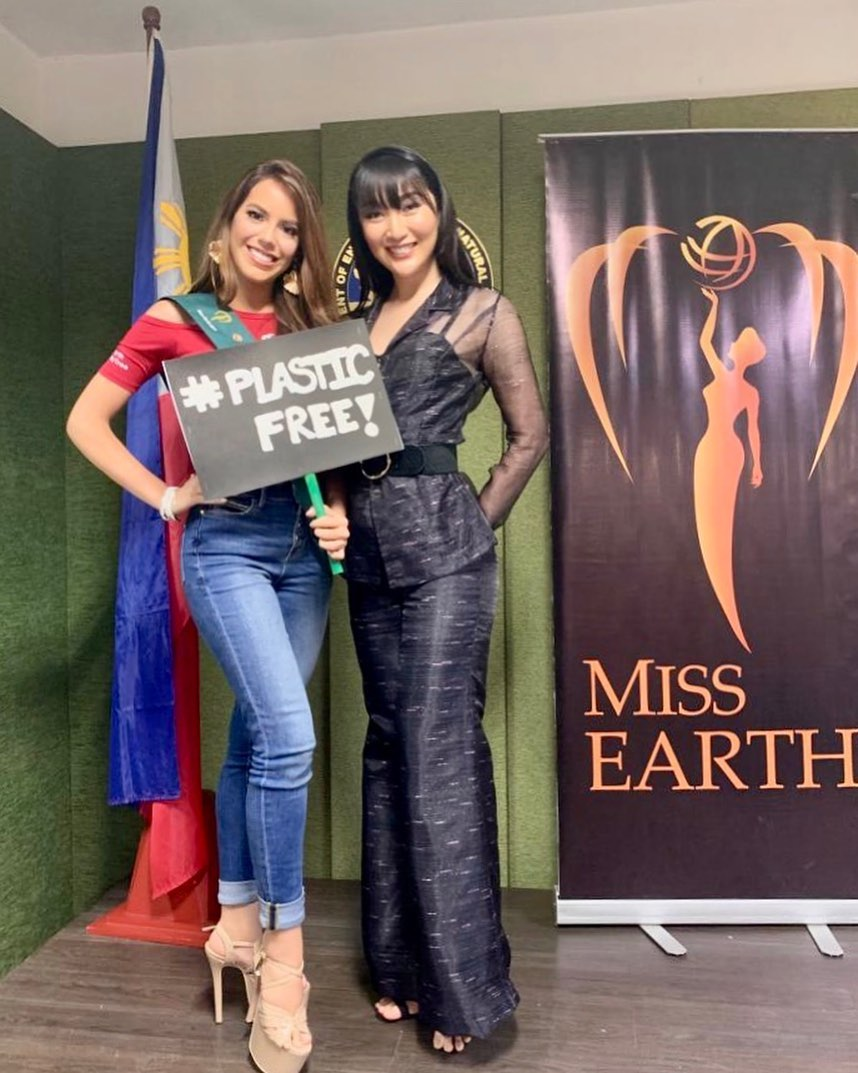 sonia hernandez, top 20 de miss earth 2019. - Página 4 70754810