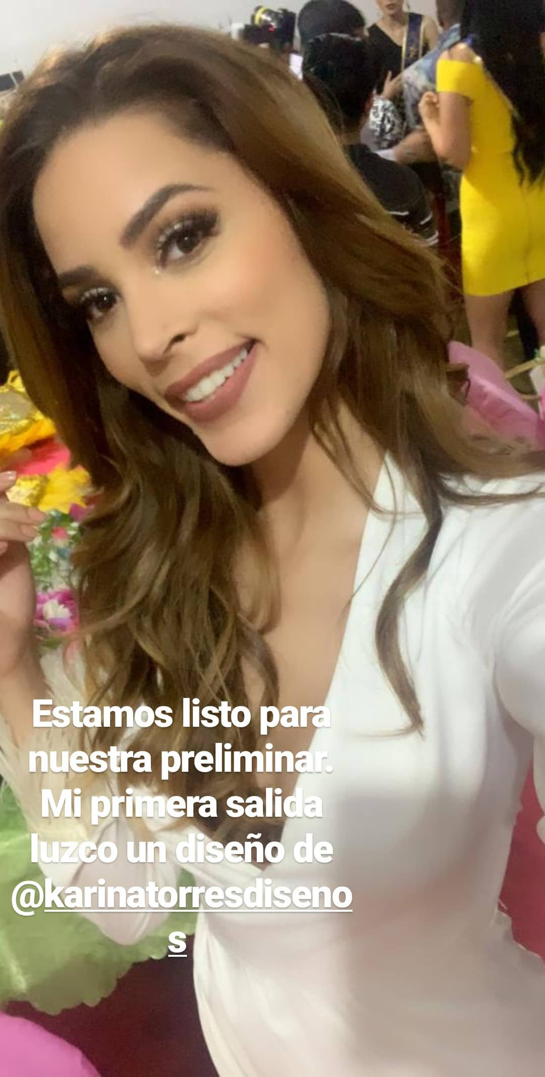 maria jose bracho, miss venezuela continentes unidos 2019. - Página 3 70757410
