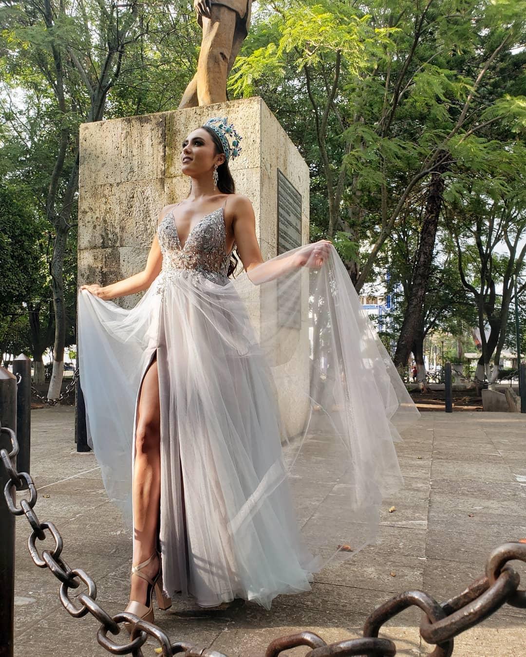 karolina vidales, candidata a miss mexico (mundo) 2020, representando michoacan. - Página 7 70758810