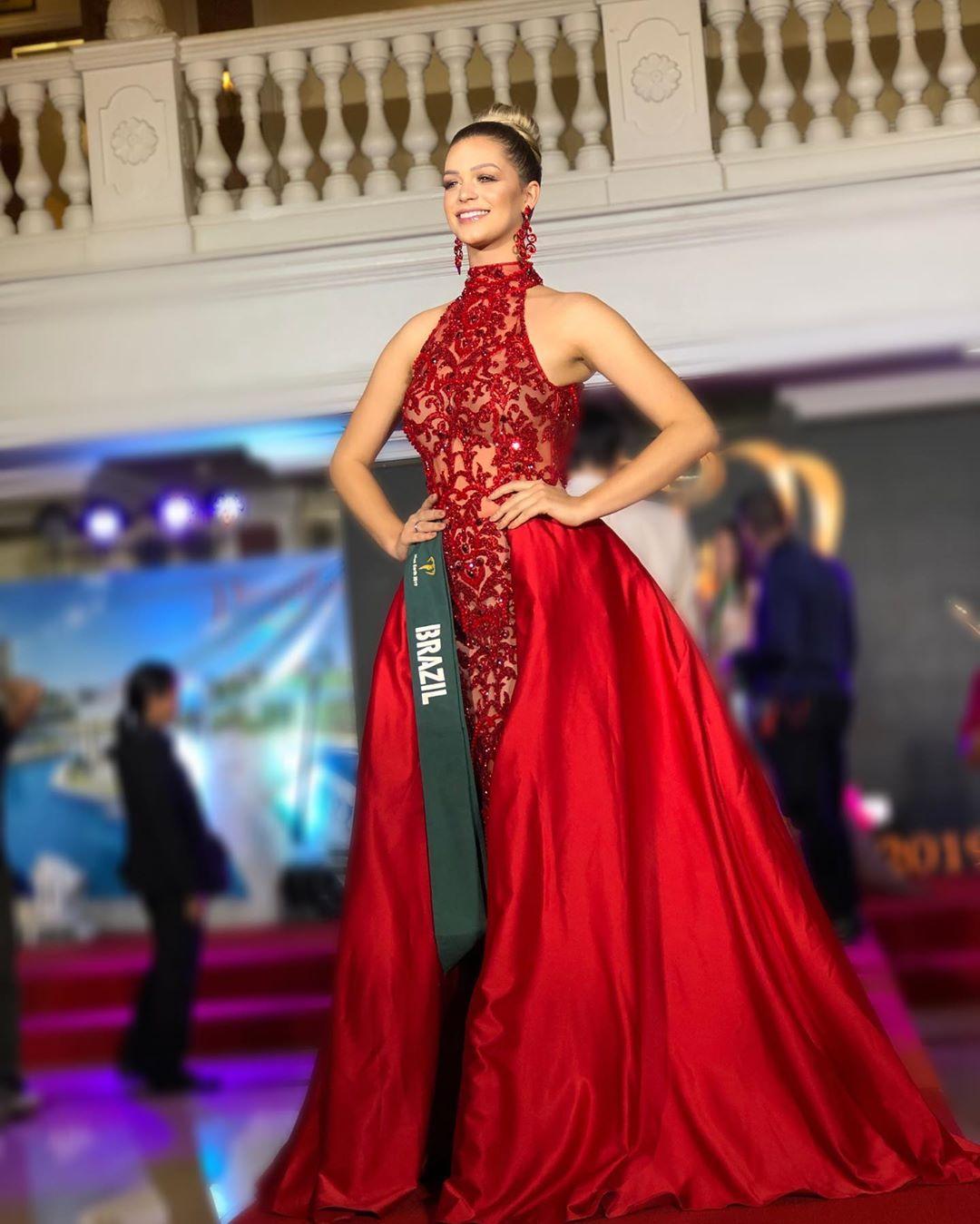 maria gabriela batistela, miss brasil terra 2019. - Página 20 70760510