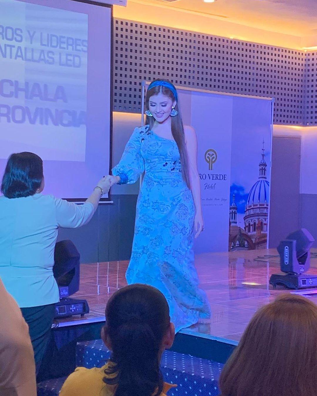alexandra pinillos, 3ra finalista de reyna mundial banano 2019. - Página 3 70776610