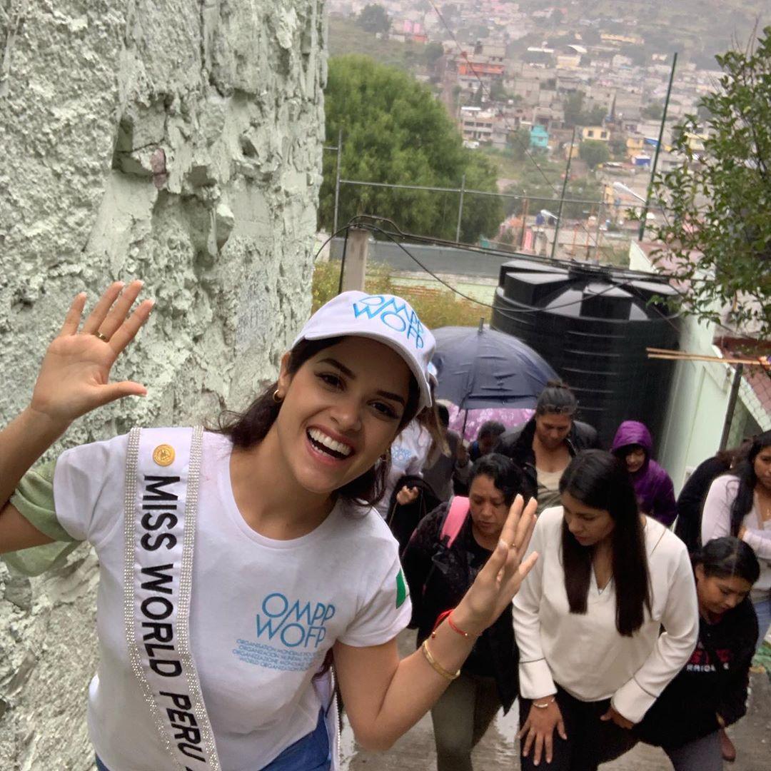 angella escudero, miss world peru 2019. - Página 3 70783010