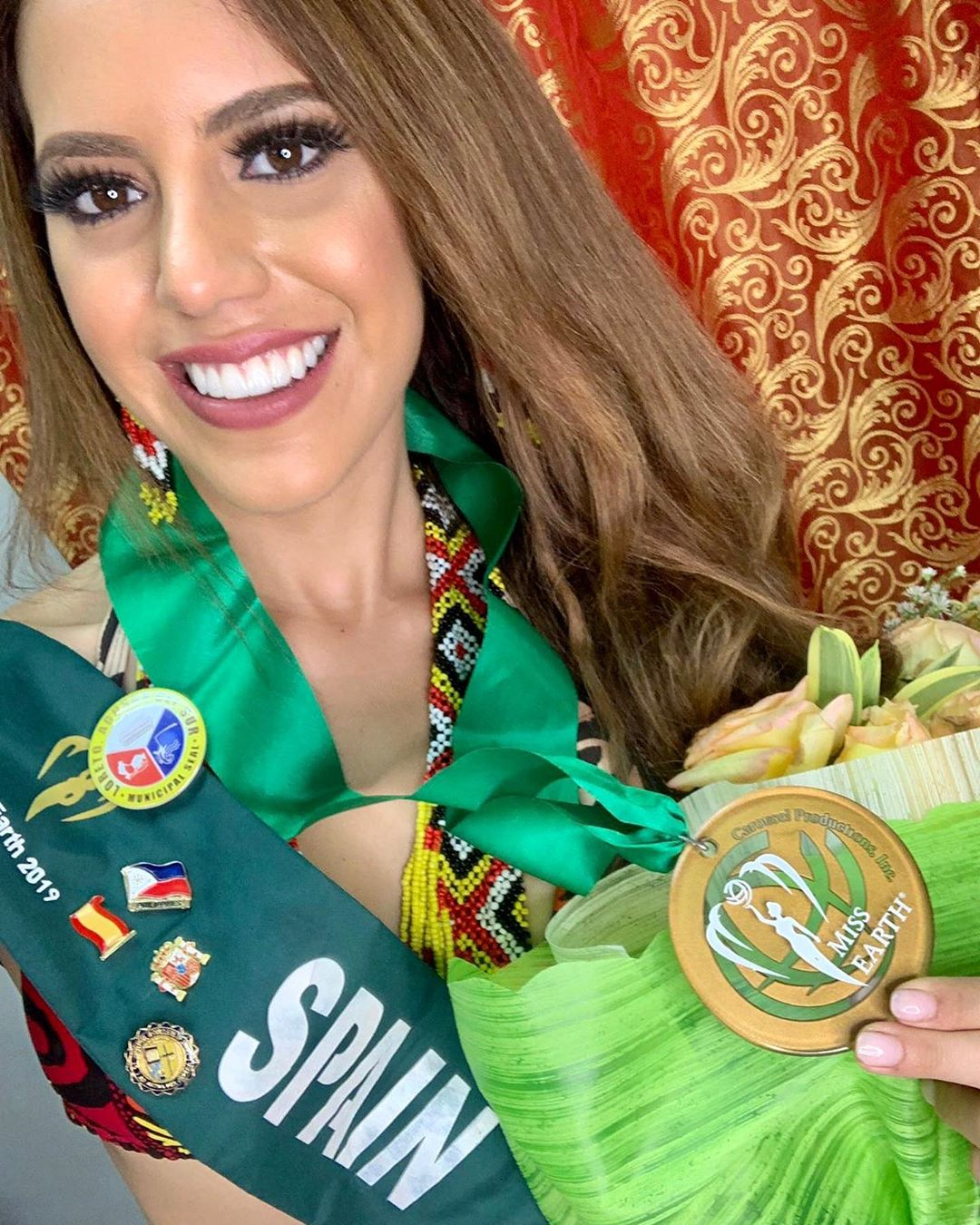 sonia hernandez, top 20 de miss earth 2019. - Página 6 70811510