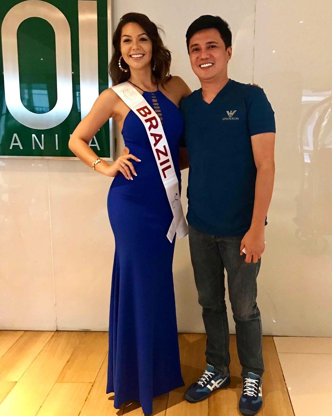 carolina schuler, 3rd runner-up de miss asia pacific international 2019/miss brasil universitaria 2017. - Página 4 70838210