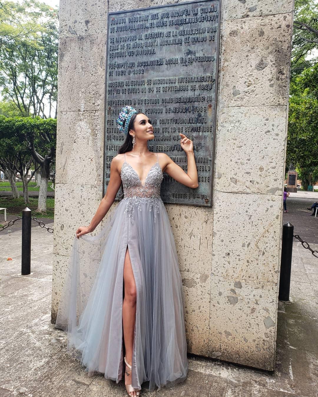 karolina vidales, candidata a miss mexico (mundo) 2020, representando michoacan. - Página 7 70857010