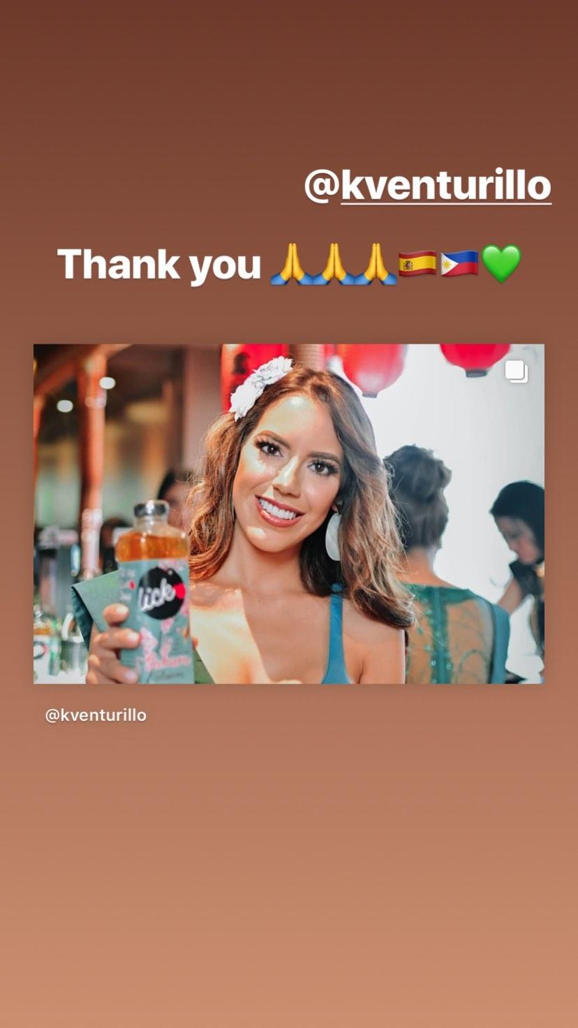 sonia hernandez, top 20 de miss earth 2019. - Página 2 70860010