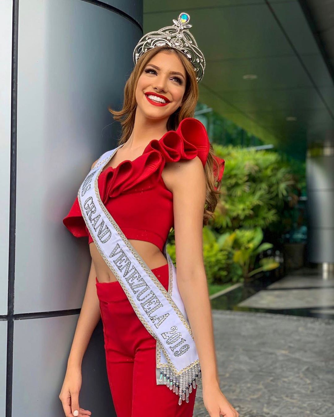 lourdes valentina figuera, miss grand international 2019. 70862910