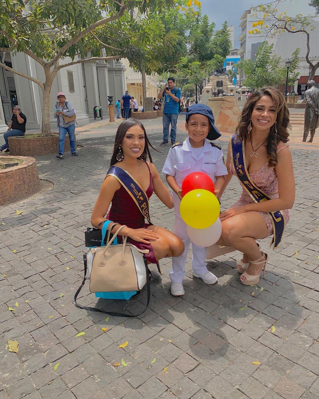mary ann santana martinez, miss puerto rico continentes unidos 2019. - Página 3 70884910