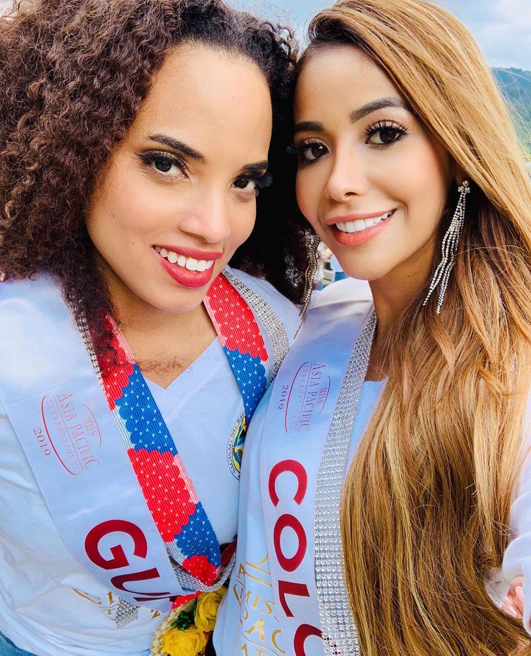 alejandra rodriguez osorio, miss asia pacific colombia 2019. - Página 3 70888210