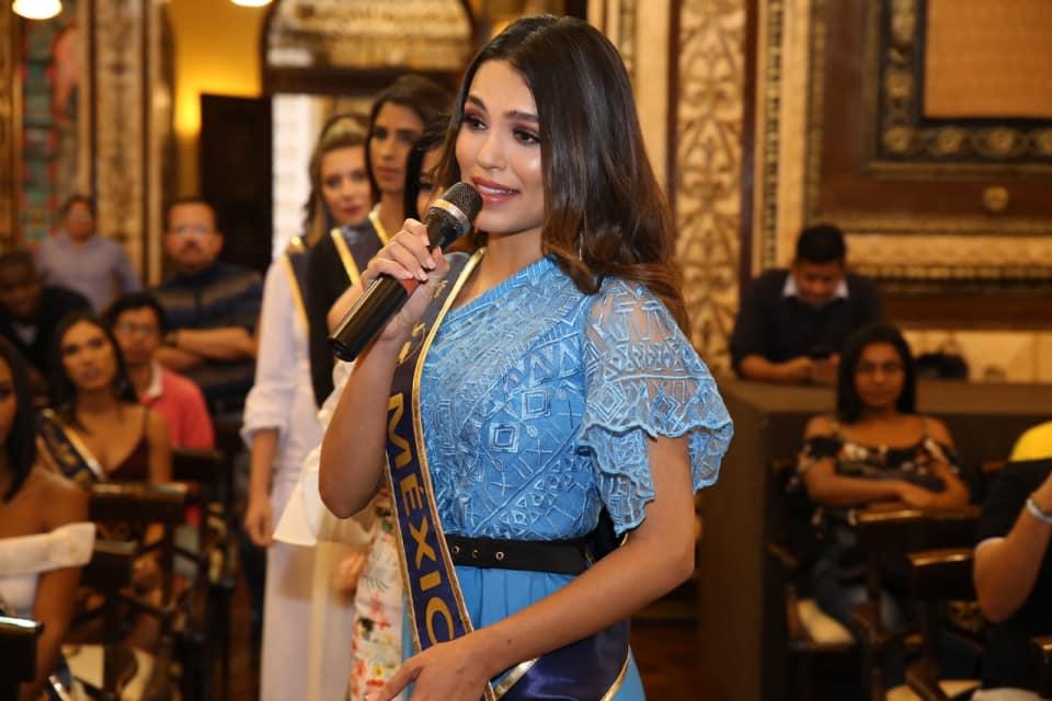 kenia ponce, segunda finalista de miss continentes unidos 2019. - Página 5 70889210