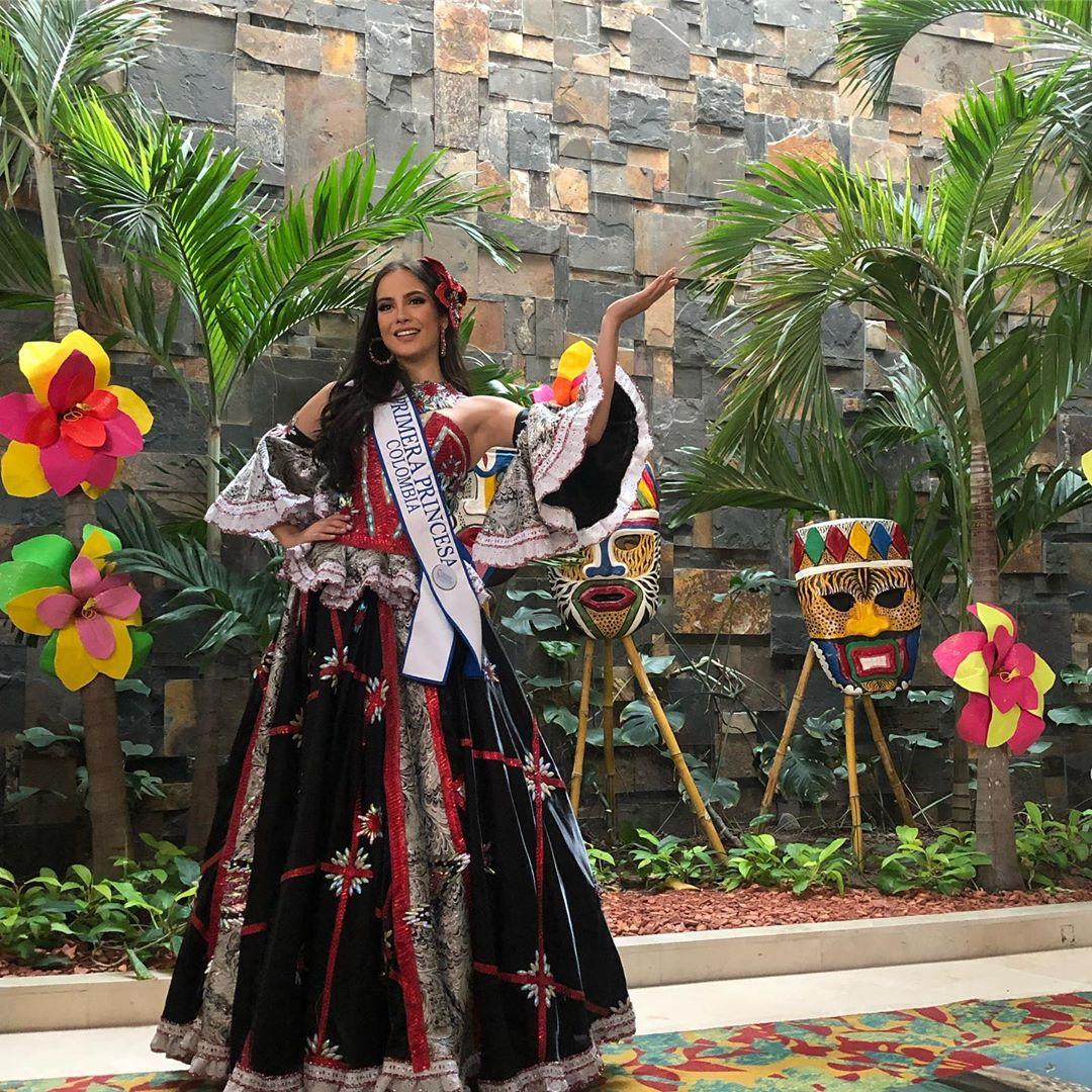 maria alejandra vengoechea, 3rd runner-up de miss international 2019. - Página 2 70905810
