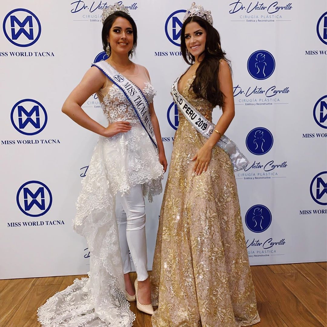 angella escudero, miss world peru 2019. - Página 2 70906210