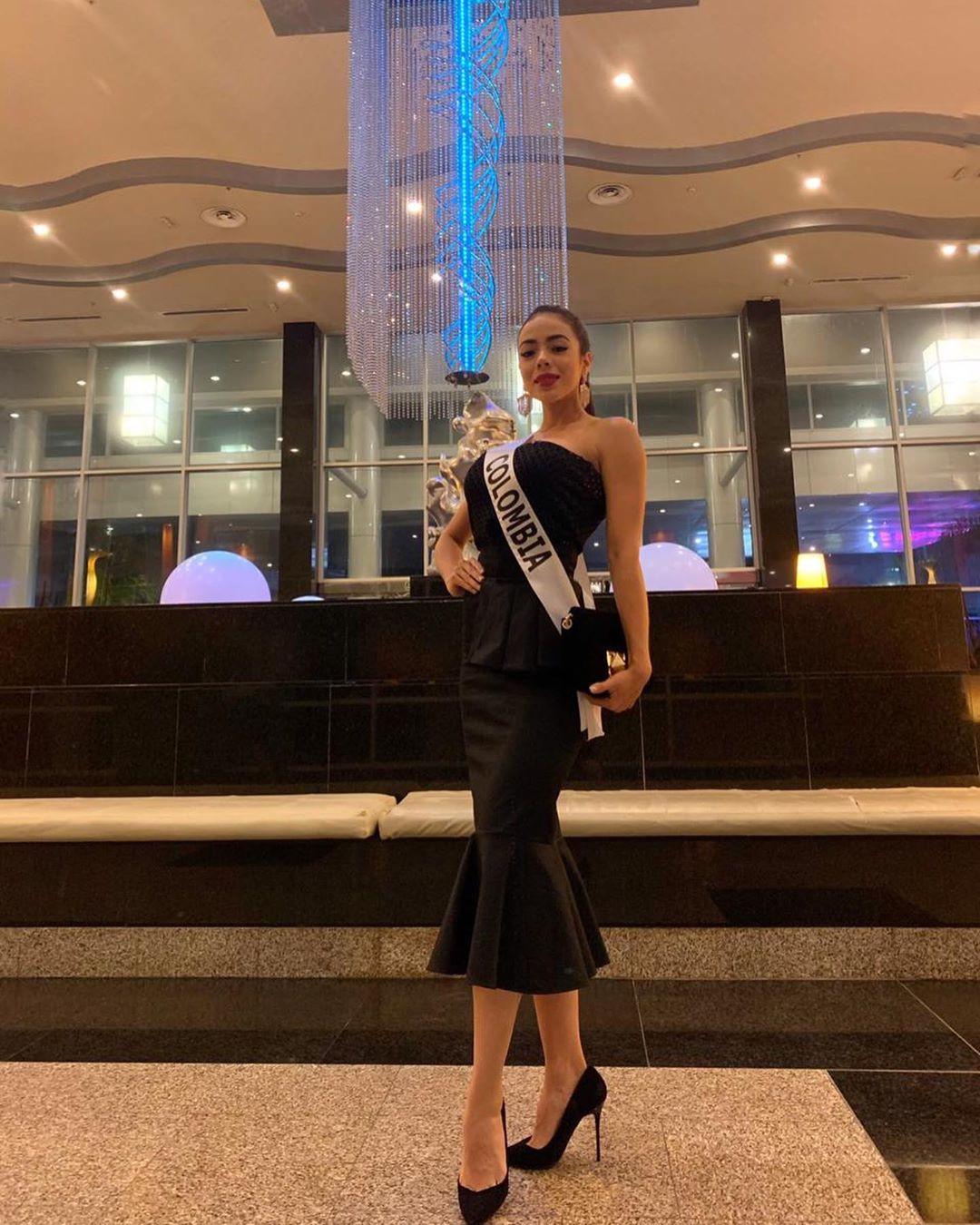 gina aguirre, virreyna de miss latinoamerica 2019. - Página 4 70920510
