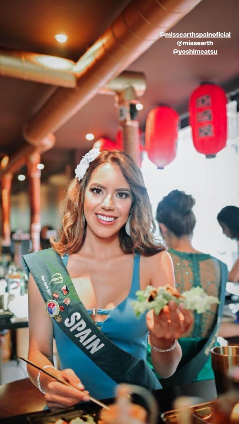 sonia hernandez, top 20 de miss earth 2019. - Página 2 70963110