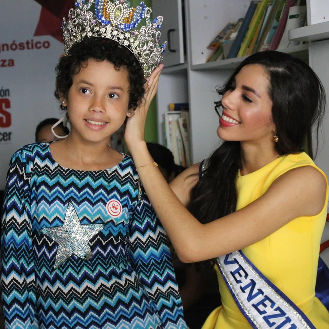 thalia olvino, top 20 de miss universe 2019. - Página 3 70979410