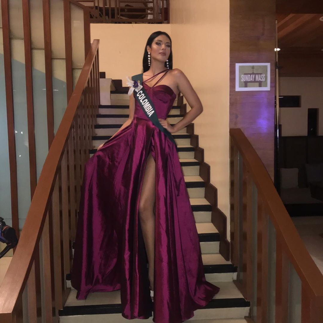 yenny katherine carrillo, top 20 de miss earth 2019/reyna mundial banano 2017. - Página 12 70987110