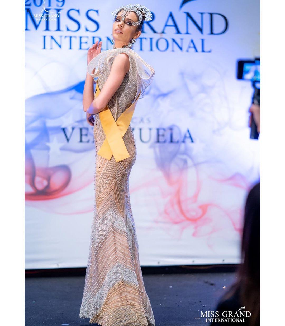 ainara de santamaria villamor, top 21 de miss grand international 2019/miss world cantabria 2018/miss earth spain 2017. - Página 15 70993510