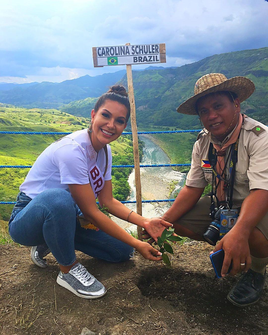 carolina schuler, 3rd runner-up de miss asia pacific international 2019/miss brasil universitaria 2017. - Página 4 71003410