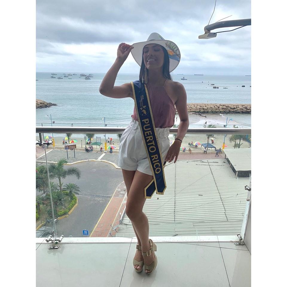 mary ann santana martinez, miss puerto rico continentes unidos 2019. - Página 3 71011610