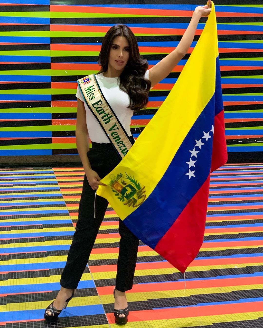 michell castellanos, miss earth venezuela 2019. - Página 5 71029311