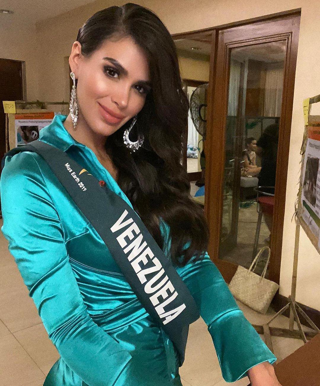 michell castellanos, miss earth venezuela 2019. - Página 9 71031410