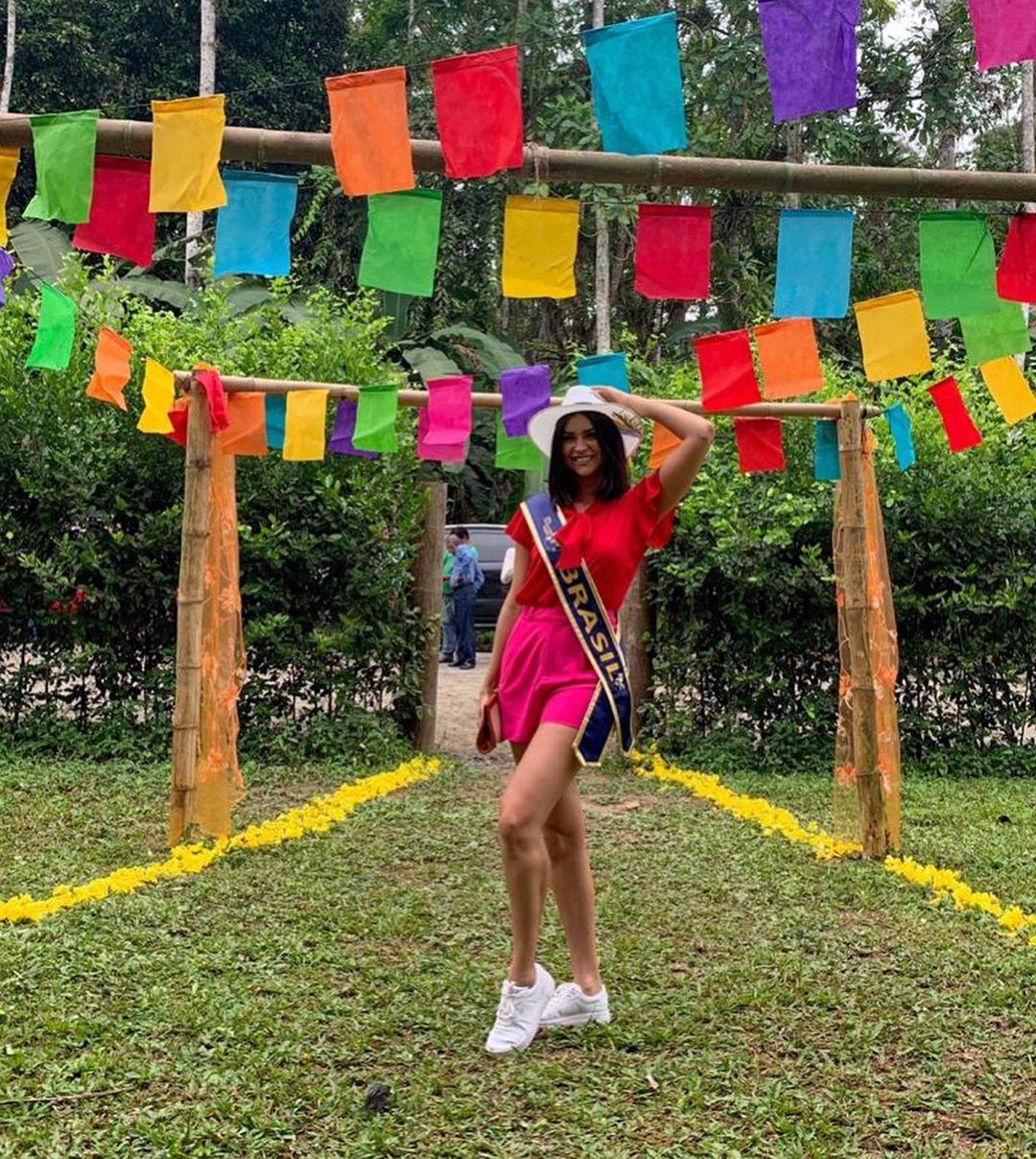 thylara brenner, miss brasil continentes unidos 2019. - Página 9 71032710
