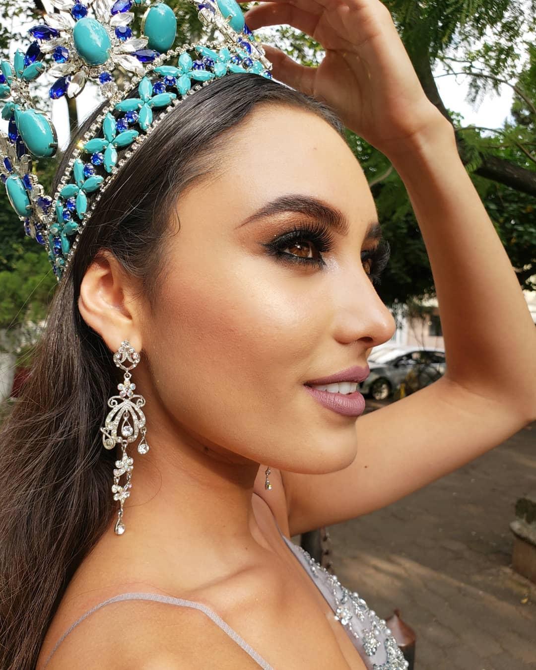 karolina vidales, candidata a miss mexico (mundo) 2020, representando michoacan. - Página 7 71071310