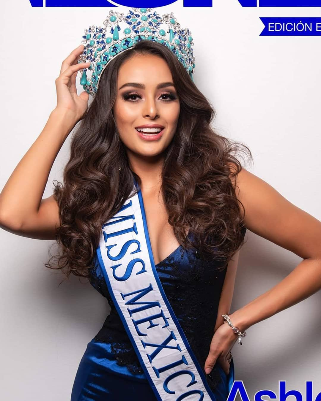 ashley alvidrez, top 12 de miss world 2019. 71108610