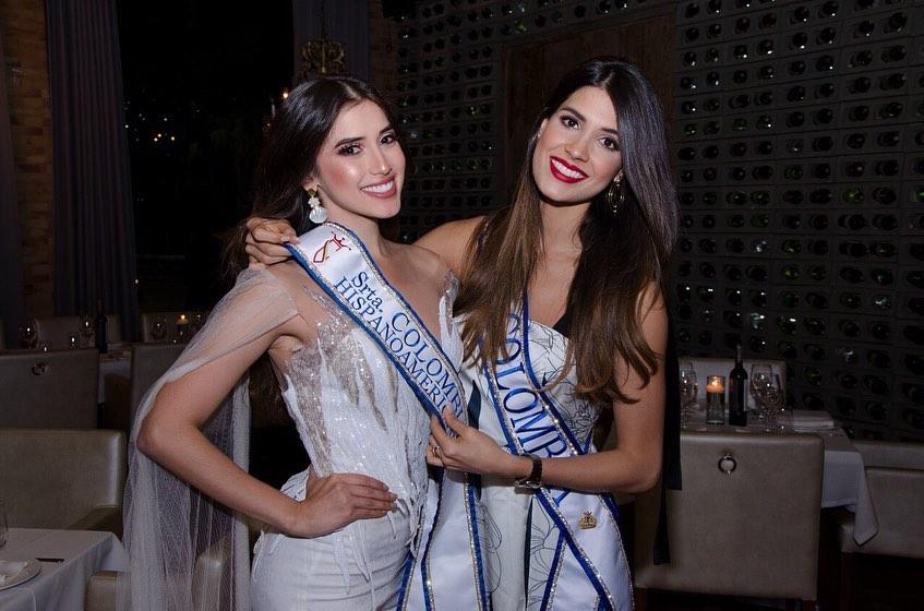 laura claro, primera finalista de reyna hispanoamericana 2019. - Página 2 71148210