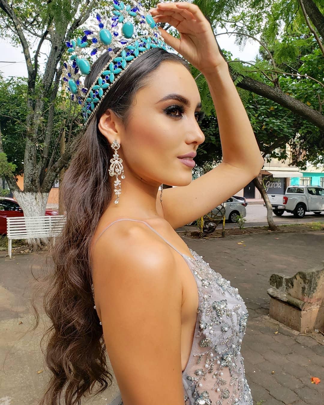 karolina vidales, candidata a miss mexico (mundo) 2020, representando michoacan. - Página 7 71149310