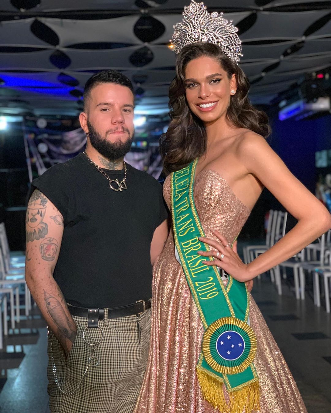 ariella moura, 2nd runner-up de miss international queen 2020.   - Página 3 71153611
