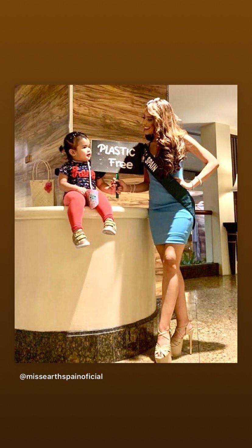 sonia hernandez, top 20 de miss earth 2019. - Página 2 71171110