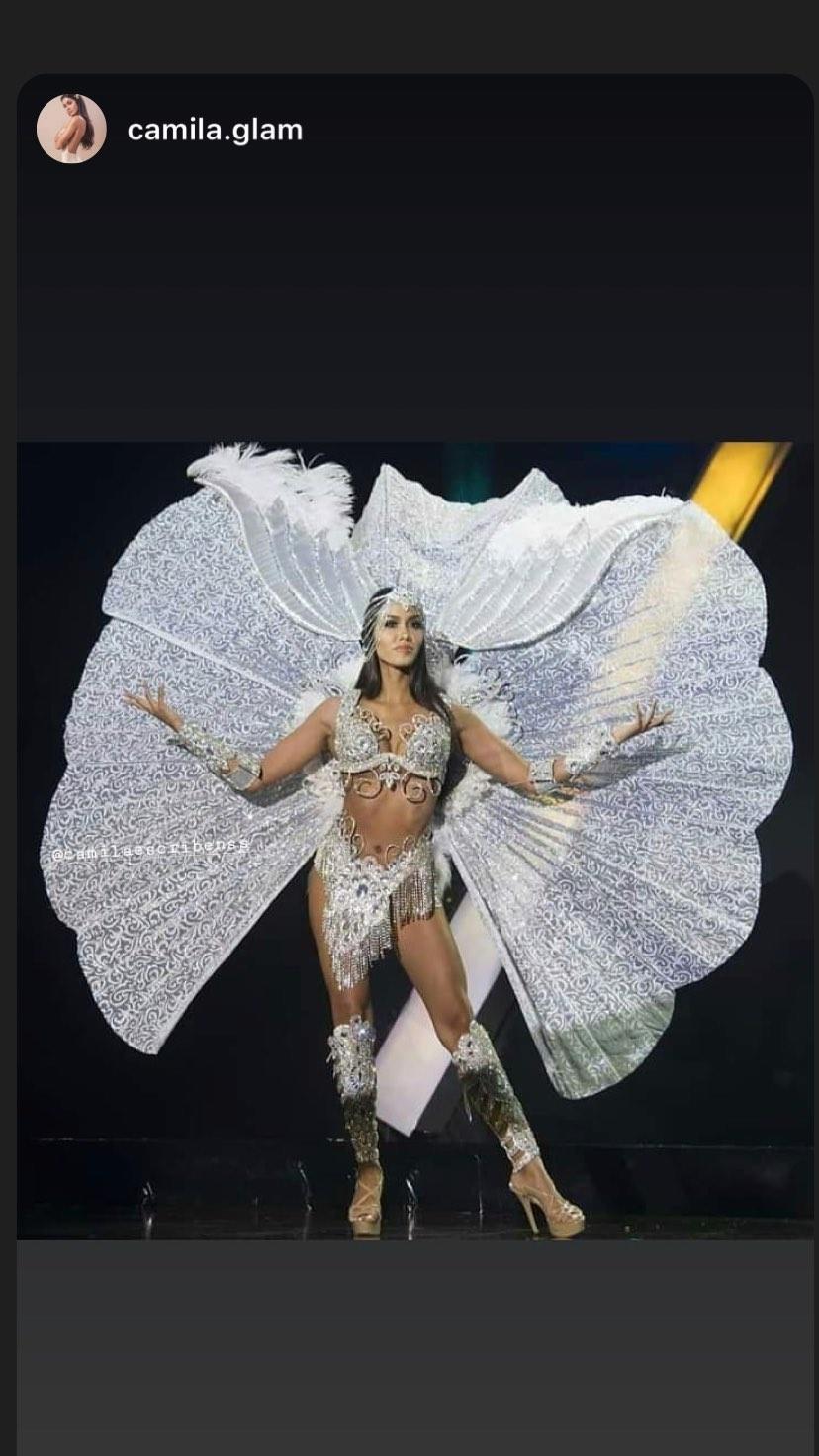 camila escribens, miss supranational peru 2020. - Página 7 71171510
