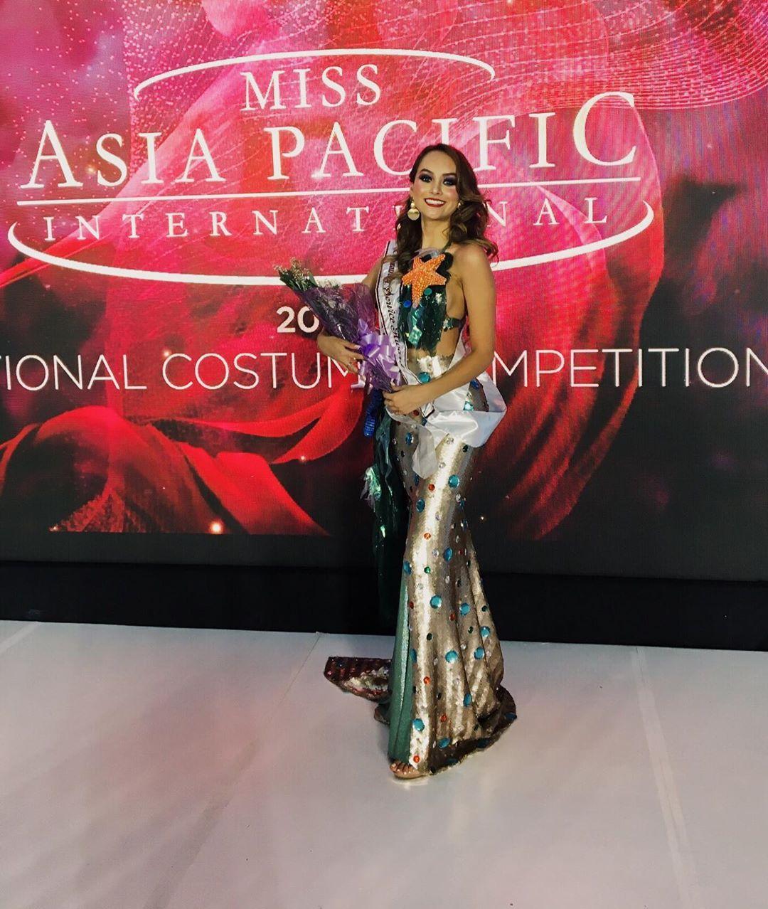 alexandra morillo, top 10 de miss asia pacific international 2019. - Página 3 71176710