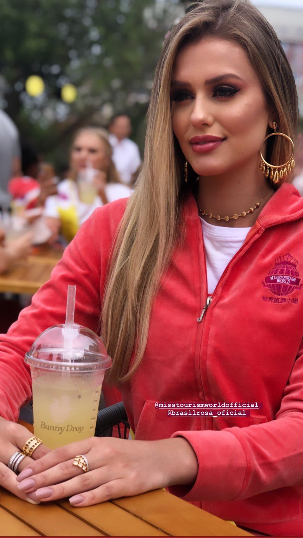 marcella kozinski de barros, 3rd runner-up de miss tourism world 2019. - Página 5 71187210