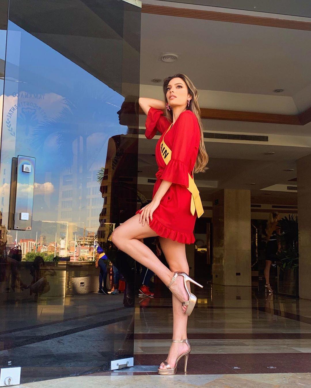 ainara de santamaria villamor, top 21 de miss grand international 2019/miss world cantabria 2018/miss earth spain 2017. - Página 14 71190010
