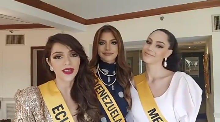 maria malo, 1st runner-up de miss grand international 2019. - Página 16 71196110