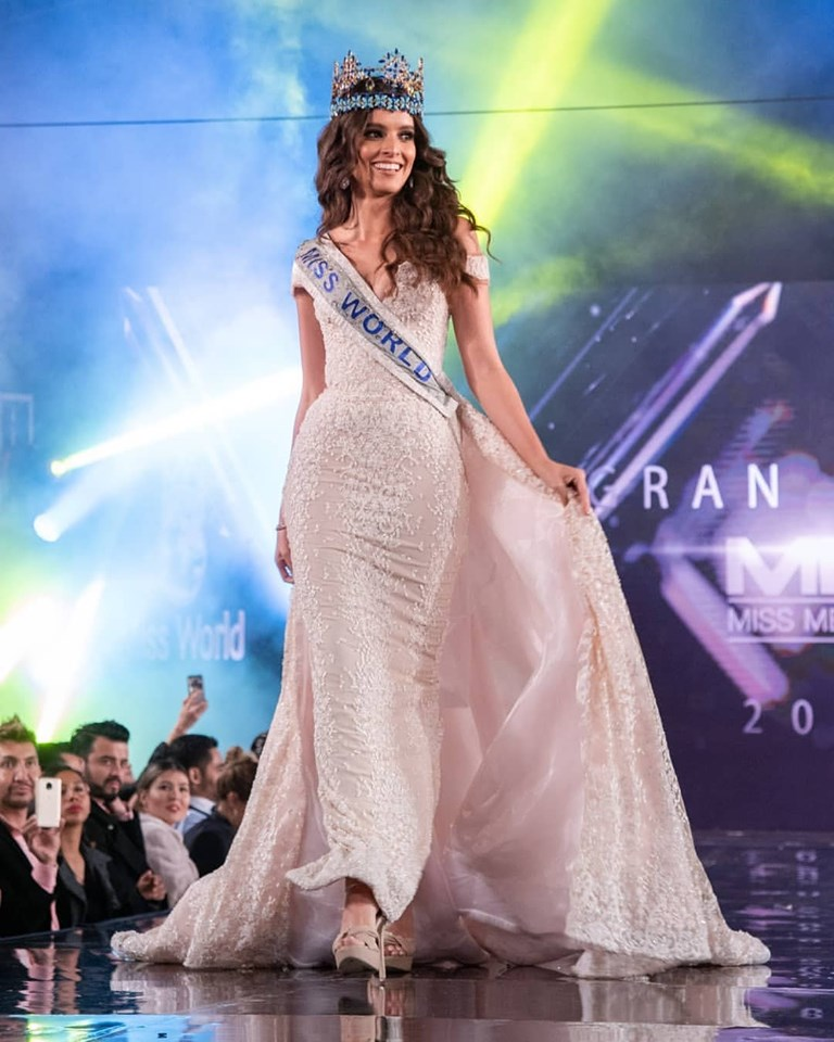 vanessa ponce de leon, miss world 2018. II 71202310
