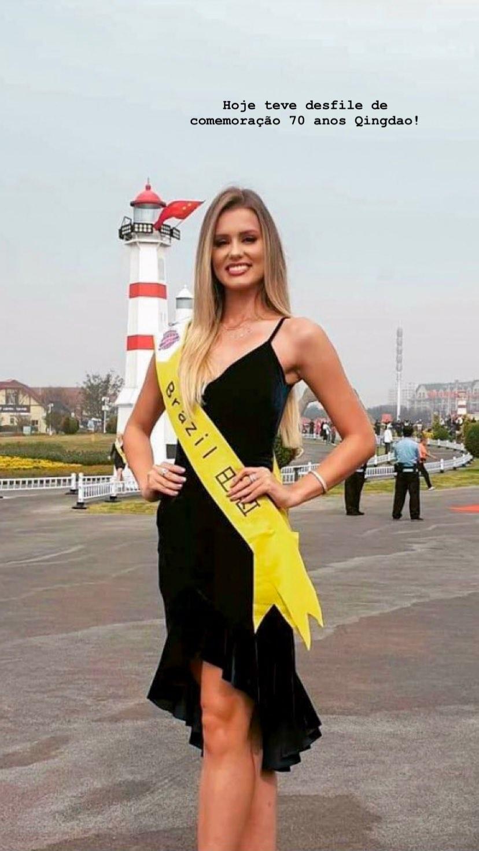 marcella kozinski de barros, 3rd runner-up de miss tourism world 2019. - Página 5 71220210
