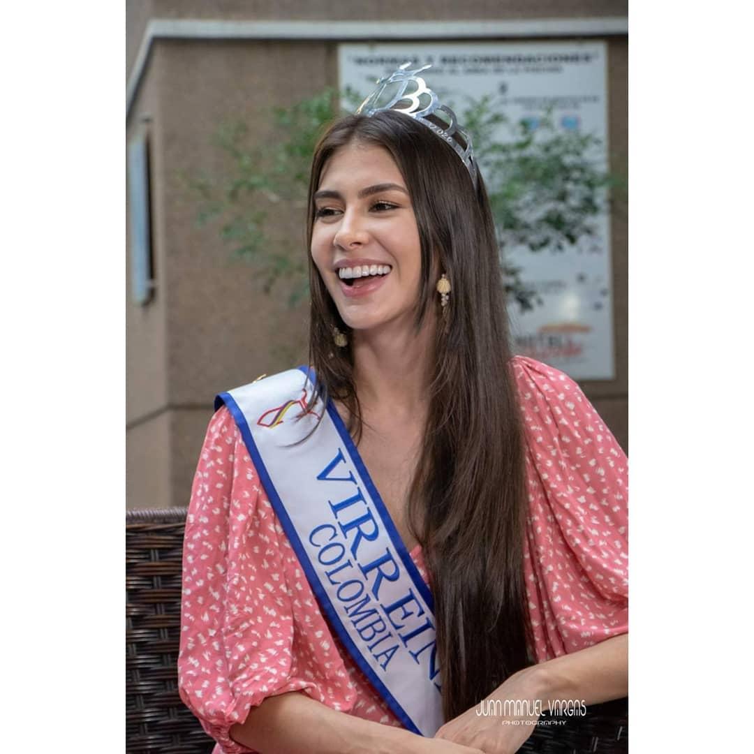 alejandra salazar, miss international colombia 2021. - Página 2 71255410